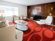 Fun to find our rug on Houzz today