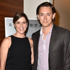 Neve Campbell is Pregnant, Expecting Baby No. 2 With Boyfriend JJ Feild | Life & Style