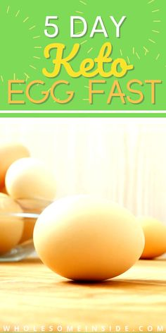 Are you having trouble transitioning into ketosis?😖😩 Keto EGGFAST is all you need! 😱😱CLICK THE LINK to learn why this can help you! 🤗👌