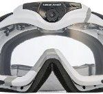 Liquid Image 369 W Torque Series Off-Road Goggle Cam HD 1080p with Wi-Fi Video Camera with 0.5-Inch LCD