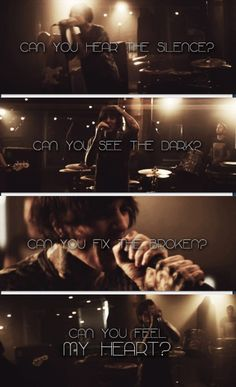 .:.:.:.:.:.Bring Me The Horizon.:.:.:.:.:. Such a perfect song. Can you feel my heart