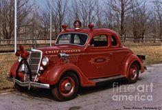 Chief Engineer, Pierce Fire Apparatus, Appleton, WI [ shop.coldfiresoutheast.com ] #firetruck #response #safety