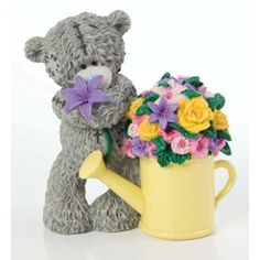 Me to You Tatty Teddy Figurine - Spring Scent: Amazon.co.uk: Kitchen & Home