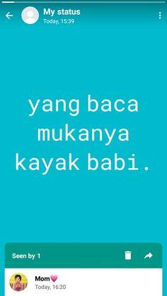 K Meme, Dankest Memes, Funny Memes, Jokes, Quotes Lucu, Meme Comics, Quotes Indonesia, Muslim Quotes, My Mood