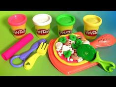 Anpanman Stop motion play doh アンパンマンストップモーション claymation animation plastilina playdo - YouTube