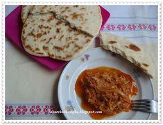 Takarékos konyha: Naan kenyér /lepénykenyér/ Naan, Tacos, Ethnic Recipes, Food, Essen, Meals, Yemek, Eten