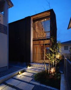 Residence in Matsugaoka, Kawanishi, Japan  by: Matsunami Mitsutomo Architect & Associates