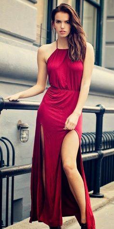 7a210ca76340 Smoking  hot dress featuring maxi style dress