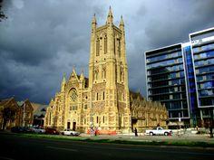 Notre Dame, Cathedral, Australia, City, Building, Travel, Beautiful, Google, Viajes