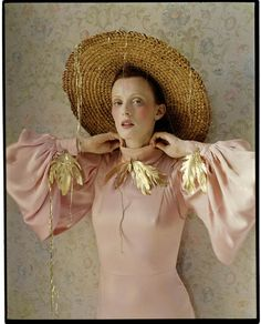 Tim Walker Photography . eglingham hall 2013 . karen elson