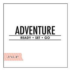 adventure simplicity. explore! discover.