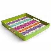 Found it at Wayfair - French Market Square Serving Tray