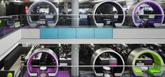 In these colorful pods at BBC North in the U.K. | 28 Places Where You'd Rather Be Working Right Now