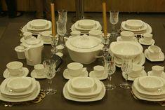 Elegant Table, Table Settings, Place Settings, Tablescapes