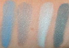 NARS Cosmetics - Duo Eyeshadows - Swatches More important than product photos are swatches, of course! Who cares how pretty it looks in the pan if it does
