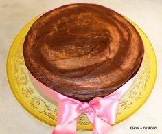 bolo de mel- escola de bolo