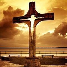 My Jesus is no longer on the cross. (JW)
