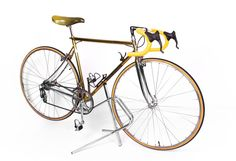 Colnago gold cromovelato (one-of-a-kind) 1982