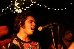 In love with Brooks Nielsen from The Growlers<3