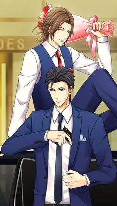Ooooohm... what are you bringing out? Soryu-san?
