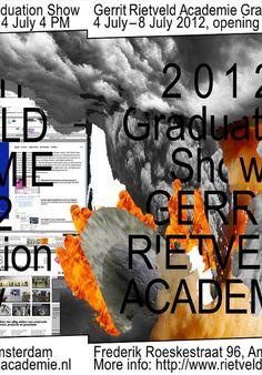Gerrit Rietveld Academie Graduation Show — Laura Pappa + Karlis Krecers