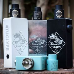 I want to add one of these to my collection .. Tugboat Ejuice Available at http://www.voomvape.com/category/e-juice