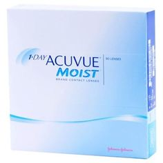 68f6314bcc Discount 1-Day Acuvue Moist 90-Pack Contacts. Comprar Lentes De ...