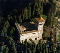 Il Trebbio, Villa Medicea. San Piero nel Mugello, Scarperia Firenze.