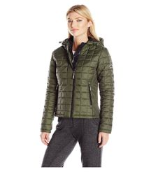 First off the list is the quilted jacket. The padding keeps you warm while sturdy zipper ensures you have a secure fit to guard of the chill. This hooded number from Superdry is made from 100% nylon with a short, lightweight, double layer zipped construction to help you stay stylish. Comes in Khaki Green, Royal Blue or Flashy Pink