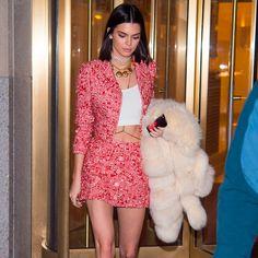 Kendall ensina como transformar o look festa em 1 passo
