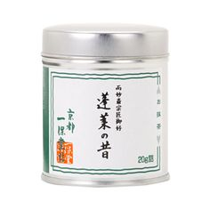 Named by Zabosai Sosho XVI, the grand master of the Ura-Senke family of tea masters, Ippodo's Horai-no-Mukashi is high quality matcha powder recommended for matcha connoisseurs. This matcha is perfect for matcha lovers who prefers a slightly strong flavor and aftertaste. Excellent matcha for a strong tea.  Per Serving: 2g for weak tea/4g for strong tea Shelf Life: 180 days  Producer: Ippodo Country of Production: Japan Amount: 20g Delivery: Directly from Tokyo