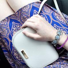 Kate Spade Saddle Bag || Beautifully Elegant