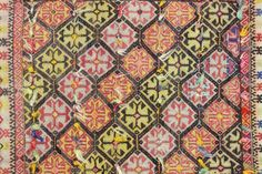 Turkish kilim rug Oriental 40 X 23 Small size by kilimwarehouse