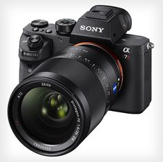 Major Video Announcement: Sony unleashes the Sony A7r Mk II with 4k video - http://blog.planet5d.com/2015/06/sony-announces-the-release-of-the-sony-a7r-mk-ii/
