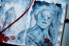 The Pale Orc - by Kinko-White's deviantART Gallery