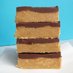 Reese's Peanut Butter Bars - I made these Christmas Eve 2014 and there was little left for Christmas Day.  Very easy to do, no baking involved.