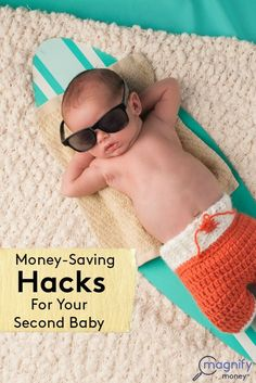 If you're looking towards the birth of your second child (whether you're pregnant at this time or not), then now may be the best time to take a look at some of these money-saving hacks to help ease the financial burden of a second child. http://www.magnifymoney.com/blog/life-events/money-saving-hacks-second-baby1353745119