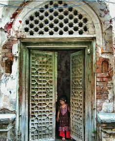 Old Door Punjab Pakistan Pakistan Zindabad, Two By Two, Garden, Garten, Lawn And Garden, Gardens, Gardening, Outdoor, Yard