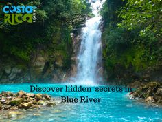 Dare to discover the hidden secrets of Blue River,and delights your senses with the natural beauty of this wonderful place ? Then Costa Rica Learn will be happy to plan your adventure package in costa rica.  Visit on http://costaricalearn.com/contact/ #visitcostarica #CostaRica #travelcostarica #costaricavacation #familyvacation #couplevacation