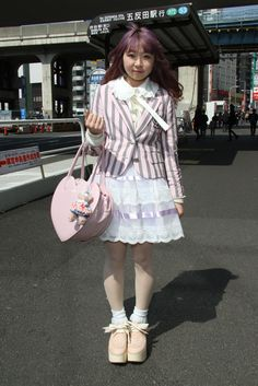 6bedb091841e They Are Wearing  Tokyo Fashion Week. Japanese StreetsJapanese ...