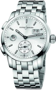 Ulysse Nardin - Dual Time Manufacture | 3343-126-7_91