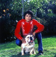 MJ + Bulldog