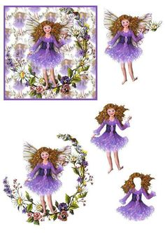 430 DECOUPAGE FANTASY SHEETS ARTS AND CRAFTS ON CD | eBay