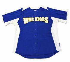 Vintage Warriors Baseball Jersey #32 Mens Sportswear Size XL