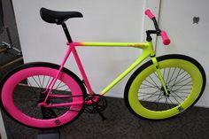 Brick Lane Bikes also introduced us to the super bright La Piovra