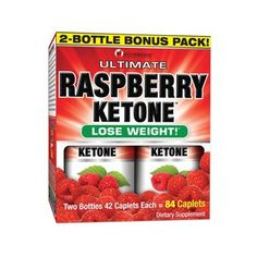 Phytogenix Laboratories Raspberry Ketone Dietary Supplement Caplets, 42 count Pack of, 2