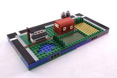 Lego Micropolis Farm | Flickr - Photo Sharing!