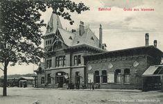 Berlin-Wannsee Bahnhof ca 1910