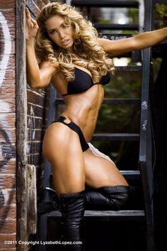 Lyzabeth Lopez #Fitness Model