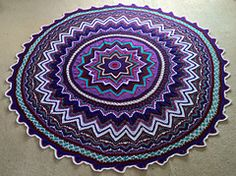 Galaxy of Change is a wild ride of ever changing stitch patterns.$6.99